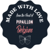 Logo Made with Love - Pipaillon Belgique